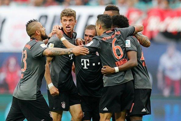 Bayern ngược dòng khó tin trước RB Leipzig