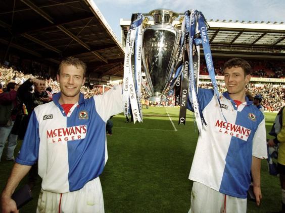 Blackburn của mùa giải 93/94