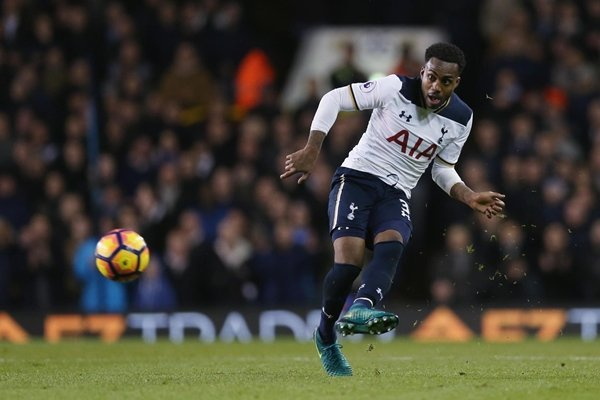 M.U dẫn đầu trong cuộc đua lấy chữ ký của Danny Rose từ Tottenham