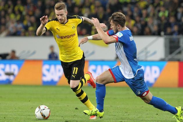 Dortmund vs Hoffenheim ngày 6/5/2017 Vòng 32
