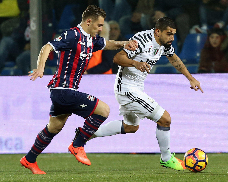 Juventus vs Crotone ngày 21/5/2017 vòng 37 giải VĐQG Italia Ý serie A