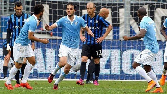 Lazio vs Fiorentina vòng 36 giải VĐQG Italia Ý serie A