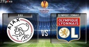 Link sopcast Lyon vs Ajax ngày 12/5/2017 vòng bán kết lượt về Cup Europa League