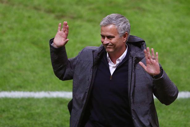 Niềm vui của Mourinho