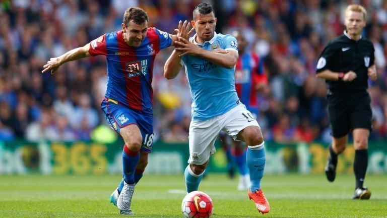 Man City - Crystal Palace ngày 6/5/2017 Vòng 36 giải Ngoại Hạng Anh