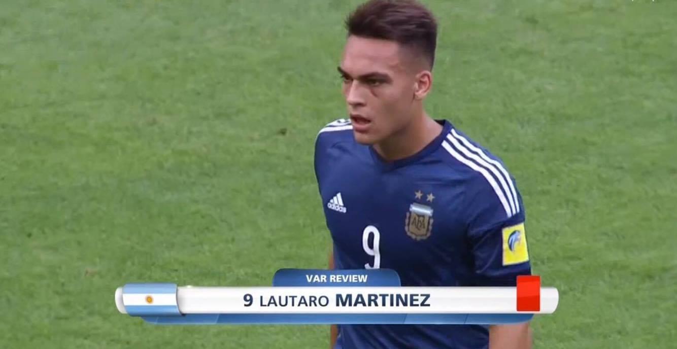 Lautaro Martinez sẽ phải nghỉ thi đấu hết vòng bảng của U20 FIFA World Cup 2017.