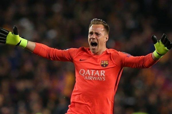 Andre ter Stegen gia hạn hợp đồng gắn bó tương lai với Barcelona đến năm 2022
