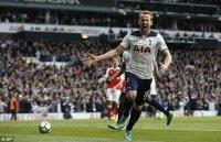 Mất 4 năm để Tottenham đẩy Arsenal xuống dưới