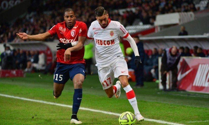 Monaco vs Lille ngày 15/5/2017 vòng 37 giải vô địch bóng đá Pháp