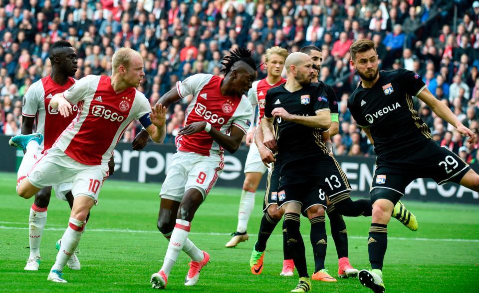 MU vs Ajax ngày 25/5/2017 vòng chung kết Cup Europa League