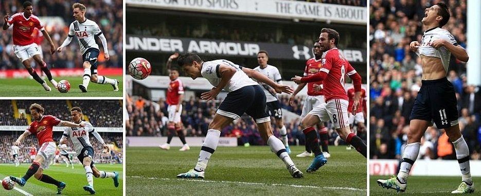 MU vs Tottenham ngày 14/5/2017 vòng 37 giải Ngoại Hạng Anh