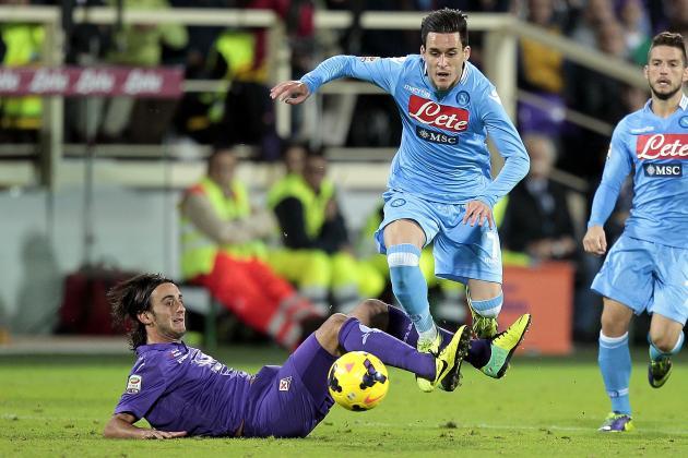 Napoli vs Fiorentina ngày 21/5/2017 vòng 37 giải VĐQG Italia Ý serie A