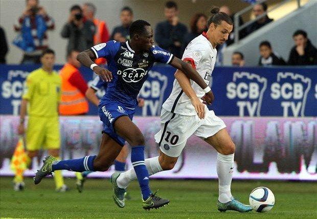 PSG vs Bastia  ngày 6/5/2017 vòng 36  giải vô địch bóng đá Pháp.