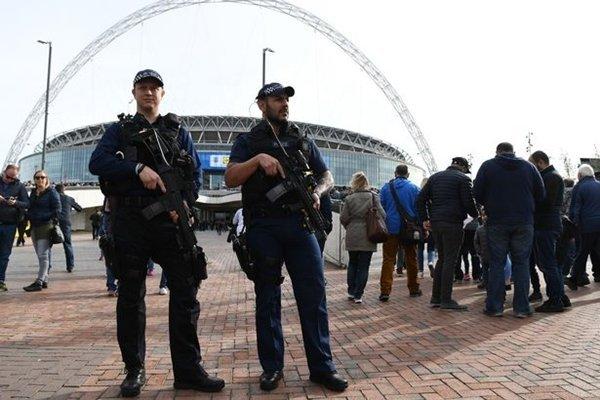 An ninh sẽ được siết chặt cho trận chung kết FA Cup giữa Chelsea và Arsenal ở Wembley