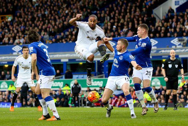 Swansea City – Everton ngày 6/5/2017 Vòng 36 giải Ngoại Hạng Anh