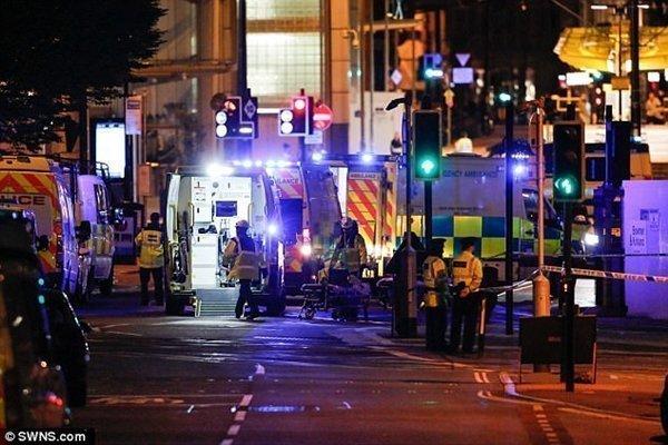 22 nạn nhân thiệt mạng trong vụ tấn công khủng bố ở Manchester Arena