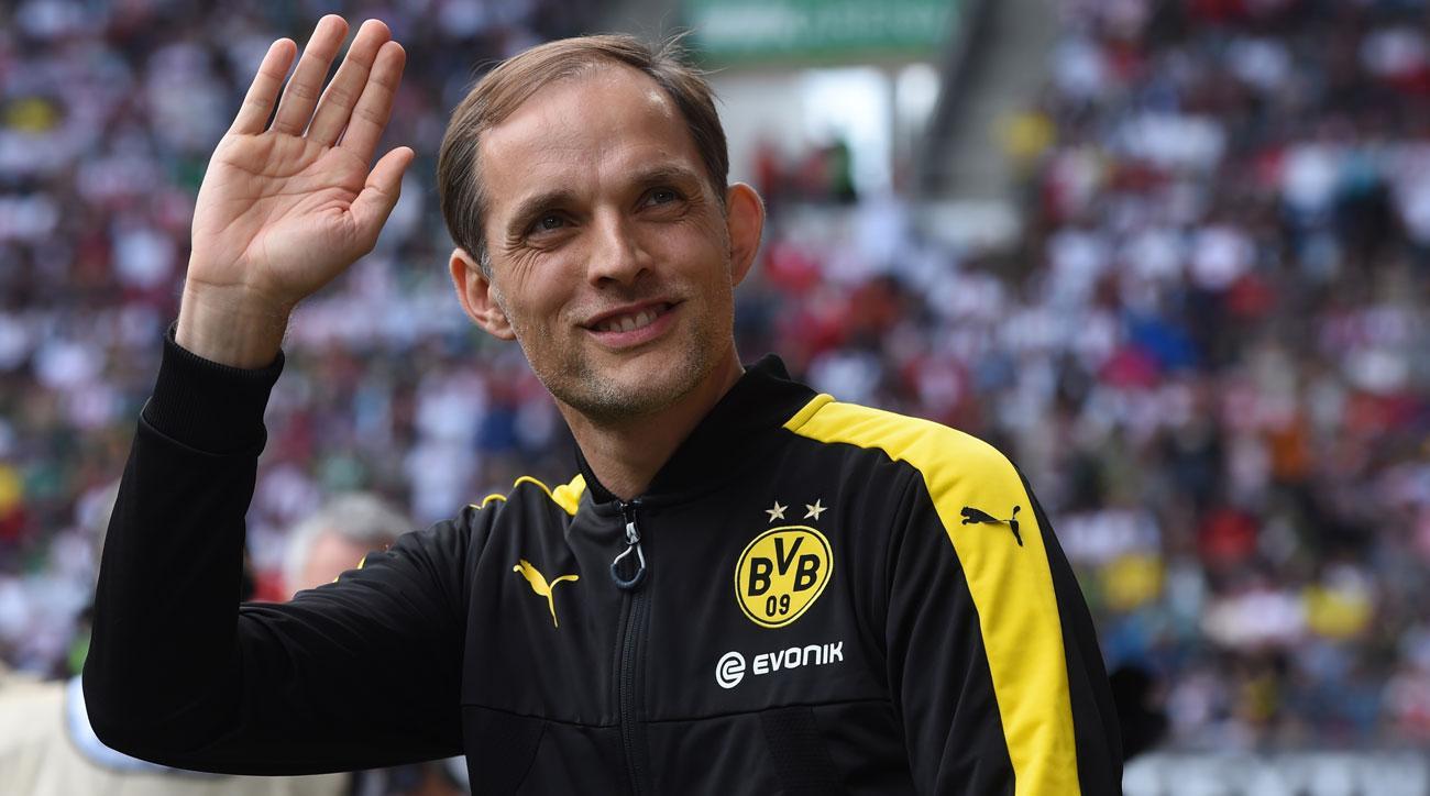 HLV Thomas Tuchel và Dortmund chính thức đường ai nấy đi