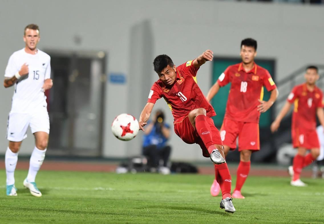 U20 Việt Nam kiểm soát bóng tới gần 70%, có hơn 10 pha dứt điểm.