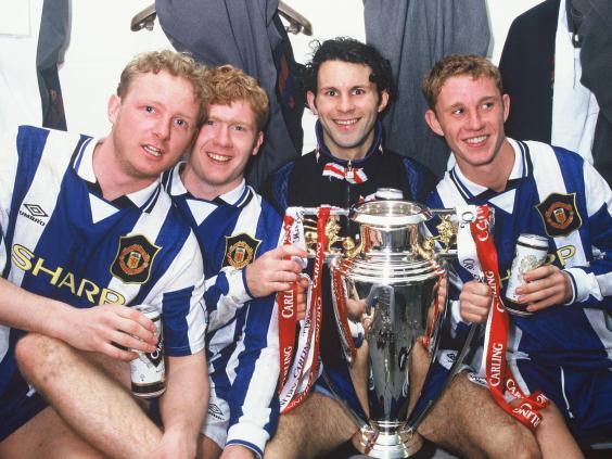 Man United của mùa giải 95/96