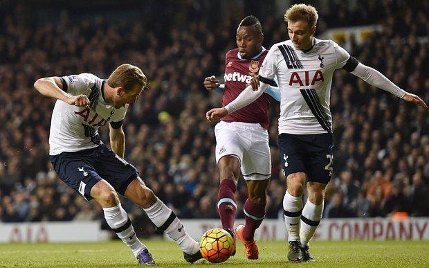 West Ham - Tottenham ngày 6/5/2017 Vòng 36 giải Ngoại Hạng Anh