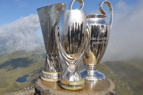 2 đội vô địch Champions League và Europa League sẽ tranh Siêu cúp châu Âu vào đầu tháng 8