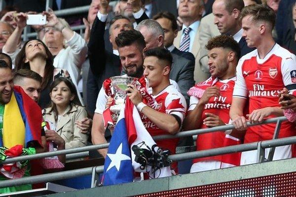 Sanchez không còn mặn mà với cuộc sống ở Arsenal