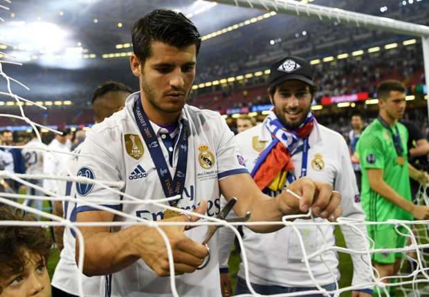 Mourinho hứa hẹn với Morata về vai trò quan trọng, trung tâm trong kế hoạch của M.U ở mùa tới