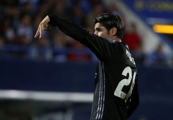 Morata là mục tiêu theo đuổi của nhiều đội bóng lớn của châu Âu, trong đó có M.U, Chelsea và Juventus