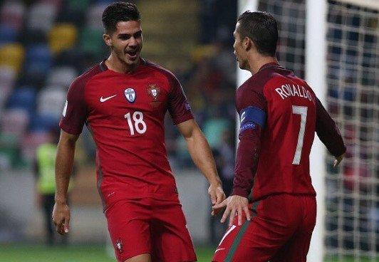 Andre Silva là tài năng triển vọng của bóng đá BĐN