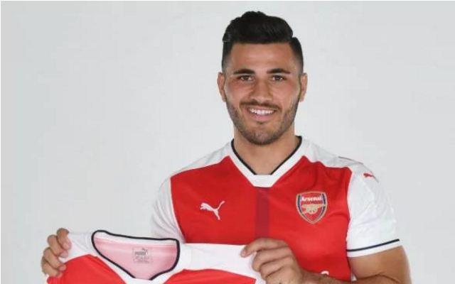 Arsenal chính thức ký kết hợp đồng với Sead Kolasinac từ Schalke 04