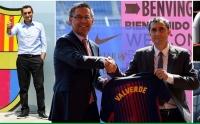 Hé lộ những ý tưởng đầu tiên của Valverde tại Barcelona