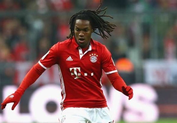 Bayern Munich sẵn sàng bán Renato Sanches nếu được giá