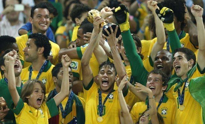 Brazil có Neymar