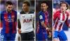 Neymar thống trị bảng xếp hạng những ngôi sao đắt giá nhất hành tinh
