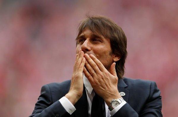 Chelsea của Antonio Conte chỉ là ứng viên sáng giá thứ ba cho cơ hội chiến thắng tại Premier League mùa giải tới