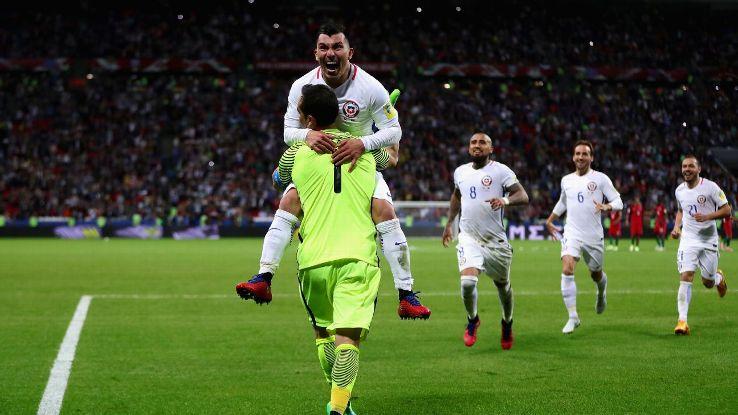 Chile và Bravo đã chơi xuất sắc
