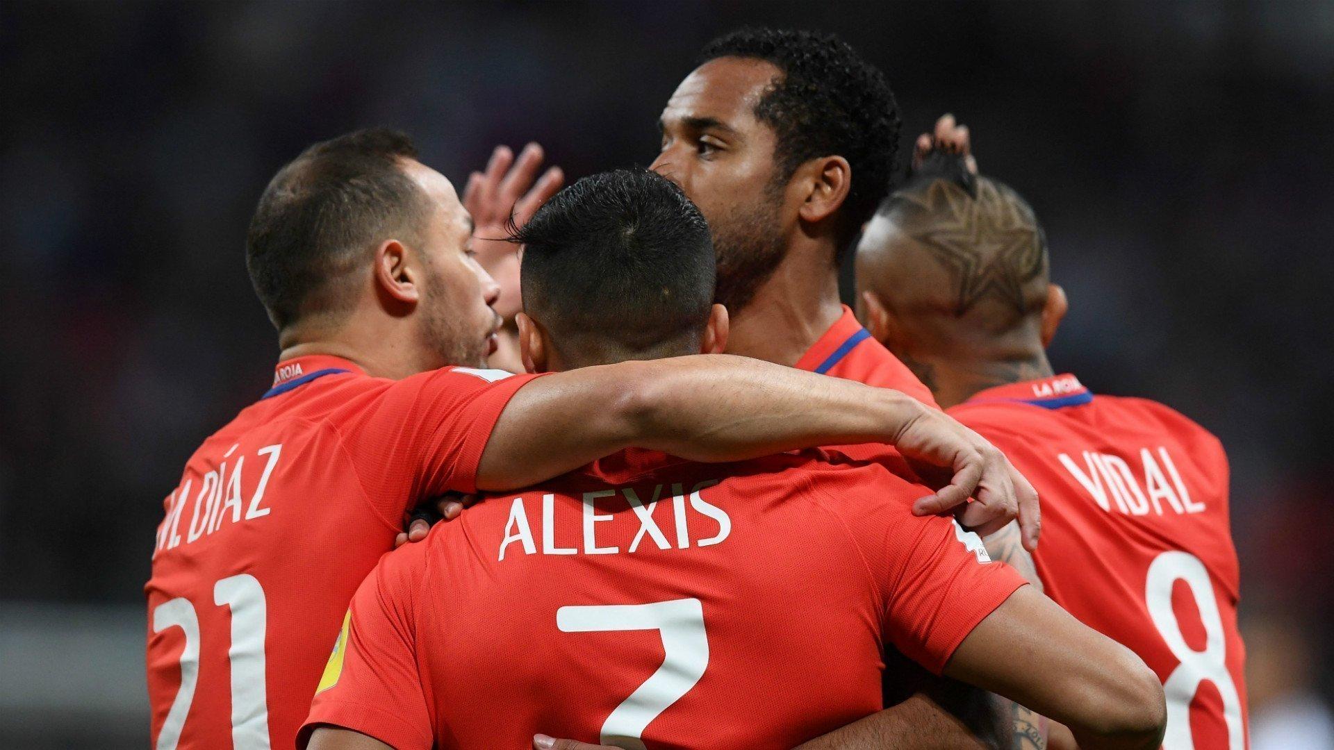 Chile có đội hình rất mạnh