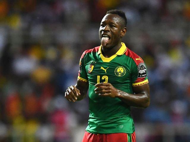 Christian Bassogog của Cameroon