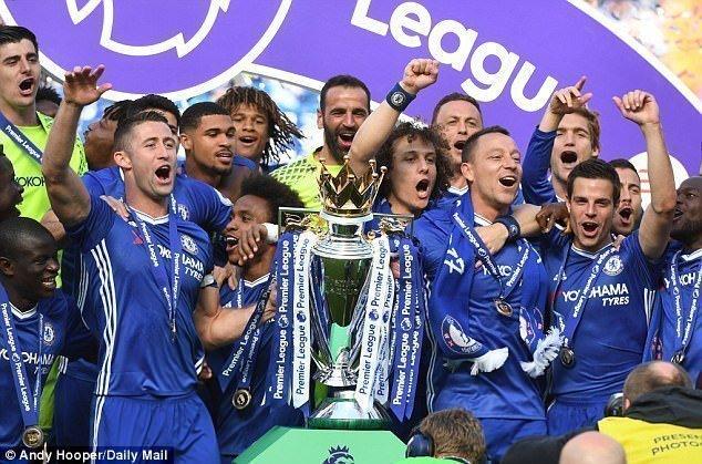 Chelsea hy vọng cải thiện trong hành trình bảo vệ chức vô địch so với mùa giải 2015-2016