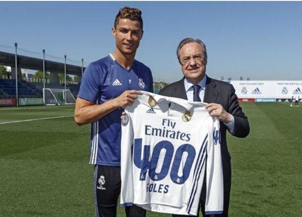 Cristiano Ronaldo sẽ có cuộc gặp với Chủ tịch của Real Madrid, Florentino Perez sau Confederations Cup để bàn về tương lai