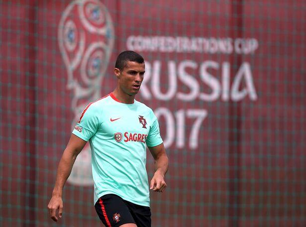 Ronaldo dự kiến chia tay Real Madrid sau khi kết thúc Confederations Cup ở Nga