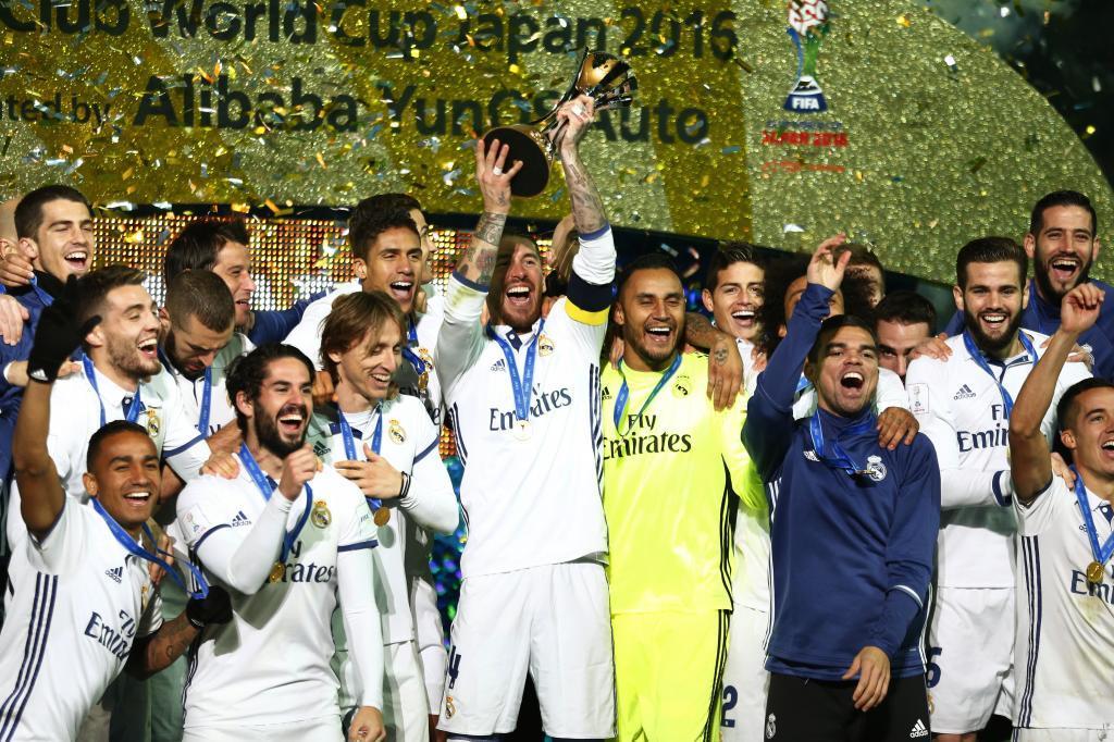 Đứng trên đỉnh cao thế giới với chức vô địch FIFA Club World Cup
