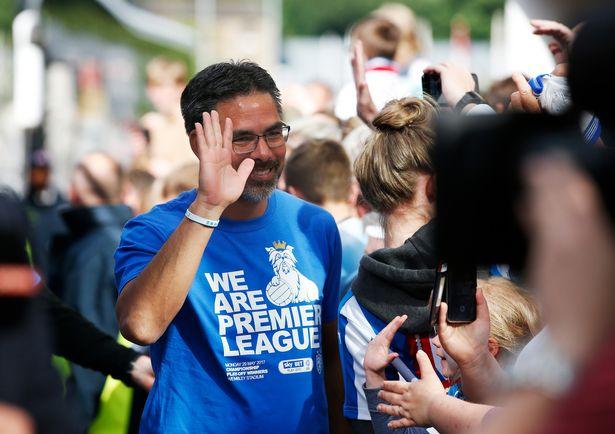 David-Wagner vừa giúp Huddersfield lên chơi tại Premier League, nhưng họ cũng là ứng viên sáng giá nhất cho tấm vé xuống hạng mùa tới