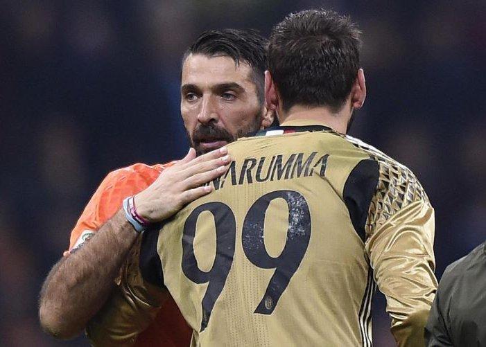 Donnarumma đang đàm phán gia nhập Juventus