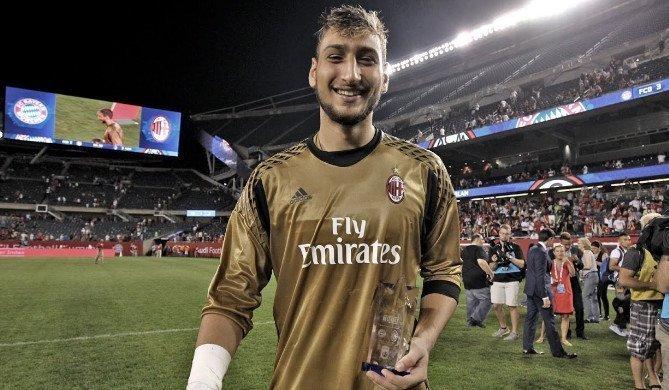Donnarumma quyết định không gia hạn hợp đồng với Milan
