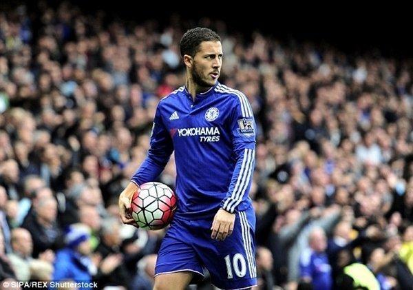 Hazard cảm thấy hạnh phúc với cuộc sống hiện tại ở London