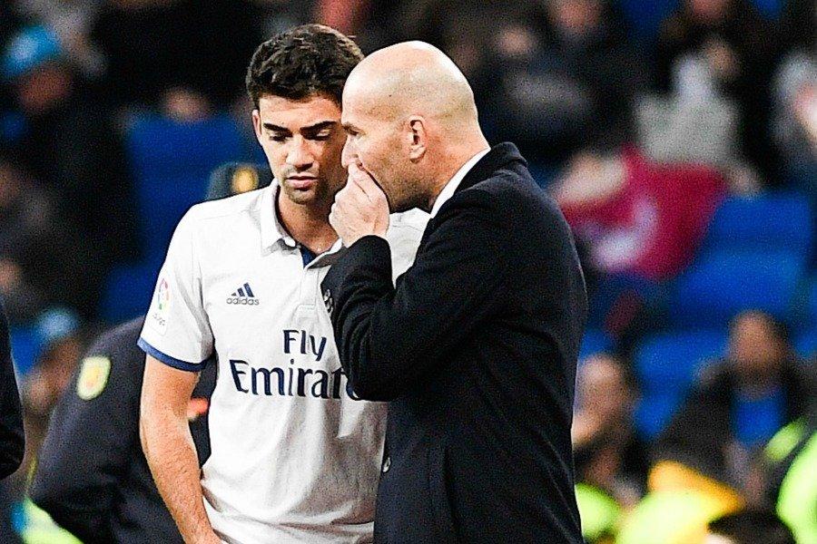 Enzo Zidane cần có thêm cơ hội được thi đấu thường xuyên nên có thể sẽ sang Alaves mùa tới