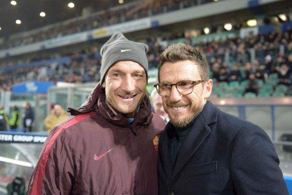 Eusebio Di Francesco được chọn làm HLV trưởng Roma