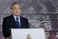 Chủ tịch Real tiết lộ gây sốc về Neymar