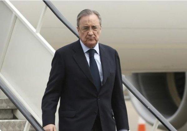 Ông Perez giữ ghế Chủ tịch Real Madrid trong nhiệm kỳ thứ ba liên tiếp